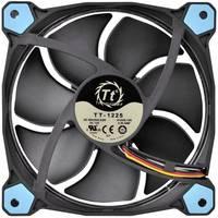 Számítógépház ventilátor 120 x 120 x 25 mm, Thermaltake Ring 12 bleu (CL-F038-PL12BU-A) Thermaltake