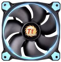 Számítógépház ventilátor 140 x 140 x 25 mm, Thermaltake Ring 14 bleu (CL-F039-PL14BU-A) Thermaltake