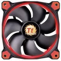 Számítógépház ventilátor 140 x 140 x 25 mm, Thermaltake Ring 14 Rouge (CL-F039-PL14RE-A ) Thermaltake