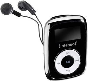 Mp3/WMA lejátszó, belső memória nélkül, 8GB Micro SD kártyával Intenso Music Mover (3614560) Intenso