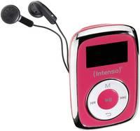 Intenso Music Mover MP3 lejátszó 8 GB Rózsaszín Rögzítő csíptető Intenso
