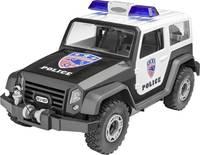 Revell 00807 Offroad Vehicle polis Autómodell építőkészlet 1:20 Revell