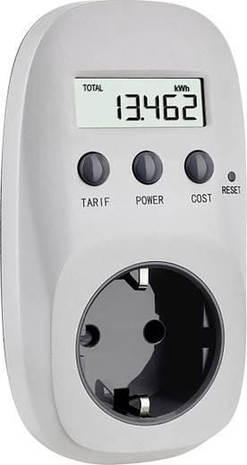 Energiafogyasztás mérő TFA ENERGY CONTROL Beépített puffer akku