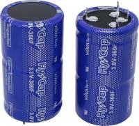 Duplarétegű kondenzátor, 360 F, 3 V, (Ø x H) 35 x 62 mm, VINATech VEC3R0367QG VINATech