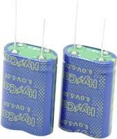 VINATech VEC6R0155QGI Duplarétegű kondenzátor 1.5 F 6 V (H x Sz x Ma) 17 x 8.5 x 22 mm 1 db VINATech