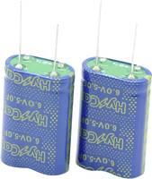 Duplarétegű kondenzátor, 5 F, 6V, (H x Sz x Ma) 21 x 10.5 x 32 mm, VINATech VEC6R0505QGI VINATech