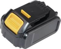 XCell 136828 Szerszám akku Megfelelő eredeti akku Dewalt DCB180 18 V 3000 mAh Lítiumion XCell