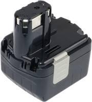 XCell 136440 Szerszám akku Megfelelő eredeti akku Hitachi BCL1430 14.4 V 3000 mAh Lítiumion XCell