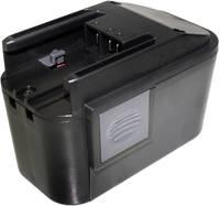 XCell 118842 Szerszám akku Megfelelő eredeti akku AEG B9.6 9.6 V 3000 mAh NiMH XCell