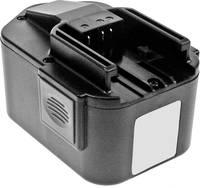 XCell 124708 Szerszám akku Megfelelő eredeti akku AEG B14.4 14.4 V 3000 mAh NiMH XCell