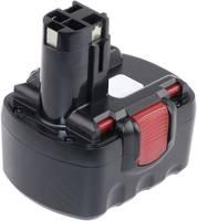 Szerszám akku XCell 119567 Megfelelő eredeti akku Bosch 2607335262 12 V 3000 mAh NiMH (119567) XCell