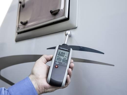 Anyagnedvesség mérő, épületnedvesség mérő Voltcraft MF-100