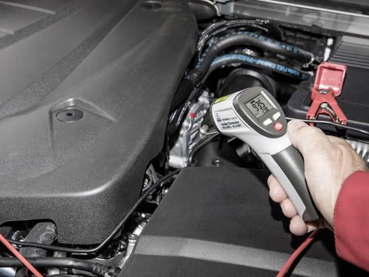 Infra hőmérő lézeres célzóval, távhőmérő 8:1-es optikával -30-tól +260 °C-ig Voltcraft IR 260-8S