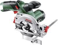 Bosch Home and Garden UniversalCirc 12 Akkus kézi körfűrész 85 mm Akku nélkül 12 V Bosch Home and Garden