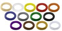 3D nyomtatószál készlet, 2,85 mm, PLA, több szín, 1 kg, Renkforce 01.04.00.0202 Renkforce