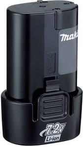 Makita BL0715 198000-3 Szerszám akku 7.2 V 1.5 Ah Lítiumion Makita