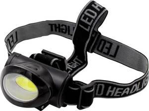 LED-es fejlámpa, munkalámpa, elemes, Kunzer 7SLA01 COB/LED Kunzer