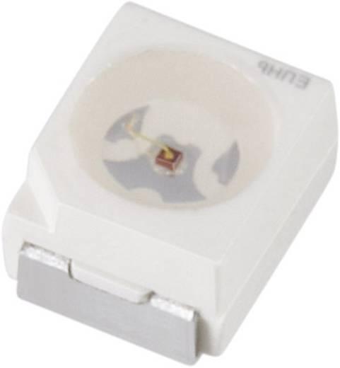 SMD LED PLCC2 0.45 mcd 120 ° 2 mA 1.8 V intenzív vörös színű Osram Components LG T679