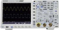 Digitális oszcilloszkóp 100 MHz 2 csatornás 1 GSa/s 40000 kpts 8 Bit, függvénygenerátor, multiméter funkciók, digitális (DSO-6102WIFI) VOLTCRAFT
