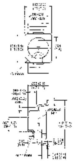 SMD LED, TOPLED, zöld LGT770-L1M2-1-Z