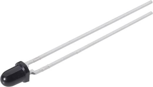 Fotodióda PIN gyorsreagálású T1 házzal Sugárzási szög ±17 ° 950 nm Osram Components SFH 229 FA