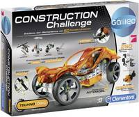 Szerelhető fém építőjáték, építőkészlet 50 modell építéséhez TechnoLogic Clementoni Galileo 69382 (69382) Clementoni