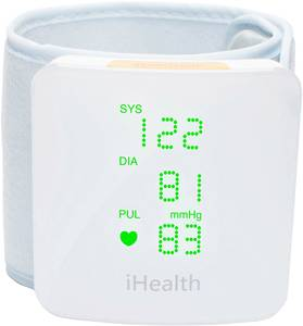 Csuklós vérnyomásmérő iHealth View BP7S PWZ-530022 iHealth