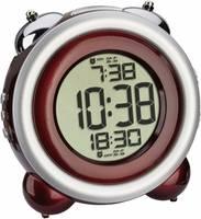 Kvarc digitális ébresztőóra, ezüst/piros, TFA 60.2016.05 TFA Dostmann