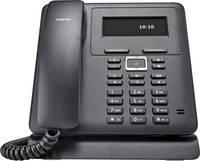 Gigaset Pro Maxwell Basic Vezetékes telefon, VoIP Kihangosító, Headset csatlakozó Világító kijelző Fekete Gigaset Pro