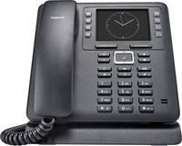 Gigaset Maxwell 3 Vezetékes telefon, VoIP Kihangosító, Headset csatlakozó Színes TFT/LC Fekete Gigaset