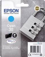 Epson Tinta T3582, 35 Eredeti Cián C13T35824010 (C13T35824010) Epson