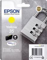 Epson Tinta T3584, 35 Eredeti Sárga C13T35844010 (C13T35844010) Epson