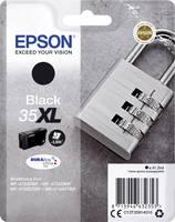 Epson Tinta T3591, 35XL Eredeti Fekete C13T35914010 (C13T35914010) Epson