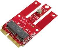 Átalakító M.2-ről mini PCIe-re, M.2 WLAN modulokhoz, Renkforce (RF-4630344) Renkforce