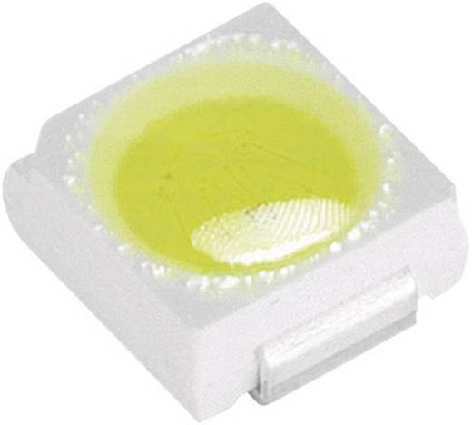 SMD LED, 1600 MCD 120° melegfehér