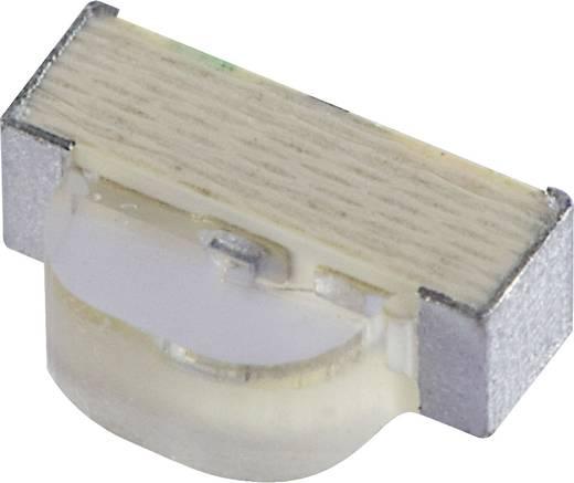 SMD LED 1104 Sárga 5 mcd 120 °