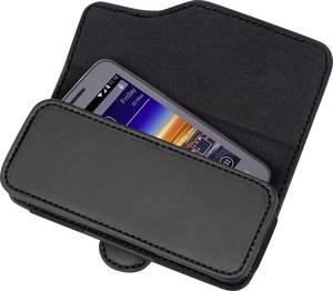 """Övtartós telefontok max. 4,5"""", belső méret: 115 x 48 x 16 mm, fekete, Renkforce rf-HT-200 Renkforce"""