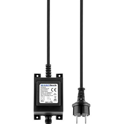 Kültéri halogén transzformátor 12V/AC 40W Basetech XY-12003300AGO