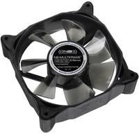 Számítógépház ventilátor 80 x 80 x 25 mm, NoiseBlocker M8-S3 NoiseBlocker