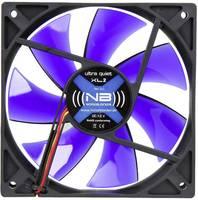 Számítógépház ventilátor 120 x 120 x 25 mm, NoiseBlocker BlackSilent XL2 NoiseBlocker