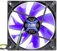 Számítógépház ventilátor 120 x 120 x 25 mm, NoiseBlocker BlackSilent XL-P NoiseBlocker