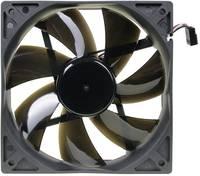 Számítógépház ventilátor 120 x 120 x 25 mm, NoiseBlocker BlackSilent Pro PL1 NoiseBlocker