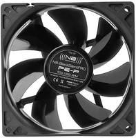 Számítógépház ventilátor 92 x 92 x 25 mm, NoiseBlocker BlackSlient Pro PE-P NoiseBlocker