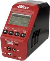 Hitec Modell multifunkciós töltő 12 V, 230 V 6 A Hitec