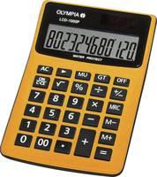 Asztali zsebszámológép, Olympia LCD-1000P IP54 4685 (4685) Olympia