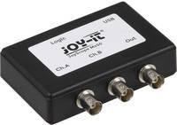 Joy-it JT-ScopeMega50 USB-s oszcilloszkóp 15 MHz 2 csatornás, 16 csatornás 8 bit Digitális memória (DSO), Kevert jel Joy-it