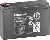 Panasonic High-Power UP-VW1220P1 Ólomakku 12 V 4 Ah Ólom-vlies (AGM) (Sz x Ma x Mé) 140 x 94 x 39 mm 6,35 mm-es laposéri (UP-VW1220P1) Panasonic
