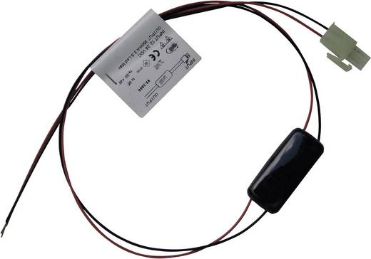 Power LED konverter, egyenfeszültségről üzemeltethető Barthelme