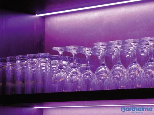 LEDlight merev RGB állandó áramforrással