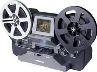 Filmszkenner TV kimenettel, 1440 x 1080 pixel, Reflecta Super 8 Normal 8 Reflecta